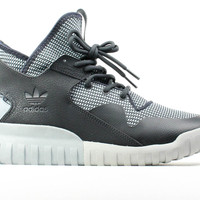 Adidas Men's Tubular X Carbon Light Grey