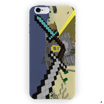 Battle Arena! Minecraft For iPhone 6 / 6 Plus Case