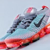 Nike Air VaporMax Flyknit Multi Color Running Shoes - Best Deal Online