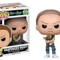 Funko Pop Animation: Rick & Morty - Weaponized Morty