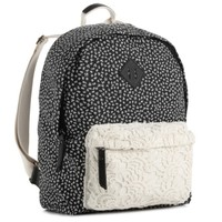 Madden Girl Skool Printed Backpack
