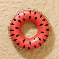 Watermelon Inner Tube Pool Float