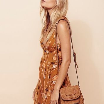 Free People Aria Saddle Bag