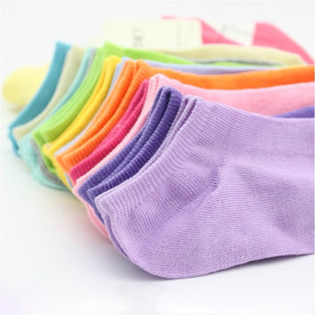 Women's Socks 2015 New HOT High Quality Women Cotton Sweet Ship Boat Sock Short Girl Invisible Socks Thin Ankle Sock NXH01077 = 1930407044