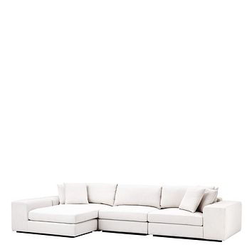 Off White Lounge Sofa | Eichholtz Vista Grande