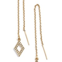 Women's Rebecca Minkoff 'Diamond' Drop Earrings