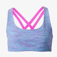 vitality sports bra*diamond jacquard | ivivva