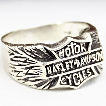Best Harley Davidson Rings Products On Wanelo