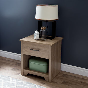 South Shore Fusion 1 Drawer Nightstand & Reviews | Wayfair