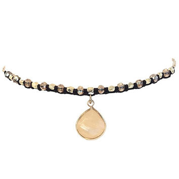 Festival of Lights Stone Choker