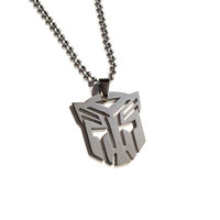 Transform Necklace - Stainless Steel