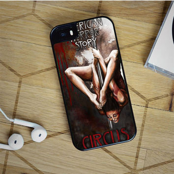 american horror story iPhone 5(S) iPhone 5C iPhone 6 Samsung Galaxy S5 Samsung Galaxy S6 Samsung Galaxy S6 Edge Case, iPod 4 5 case