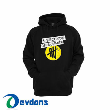 5 Second Of Summer Hoodie size S,M,L,XL,2XL