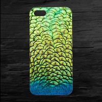 Peacock iPhone Case for iPhone 4 and 5