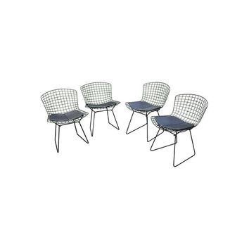 Pre-owned Harry Bertoia for Knoll Side Chairs - Set of 4