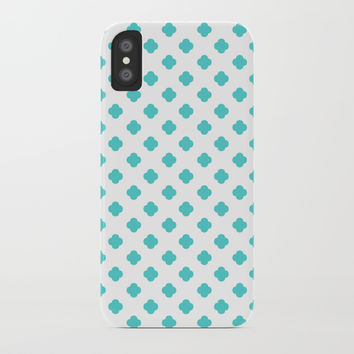 Pattern iPhone Case by Printerium