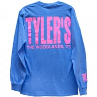 Tyler's :: TYLER'S :: THE WOODLANDS :: LONGSLEEVE TEES :: HW LS BLOCK