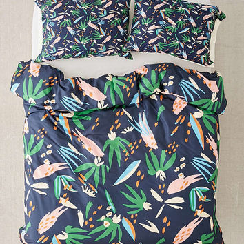 Holli Zollinger For Deny Adobo Jungle Duvet Cover | Urban Outfitters