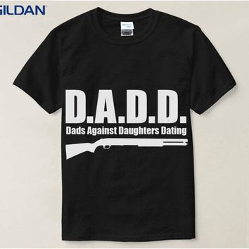 bffce0abfff Personalized Funny T Shirt Dads Of Destiny Black T-Shirt Men Cot