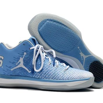 "Air Jordan 31 Low ""North Carolina"" Basketball  shoes 40-46"