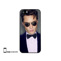 iPhone 4, 4S, 5, 5S Case, Ed Westwick Charles Chuck Bass Hot Classy Hottie