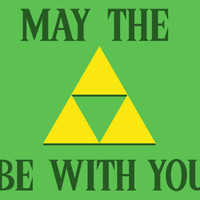 Legend Of Zelda Triforce Cross Stitch Pattern | Los Angeles Needlework