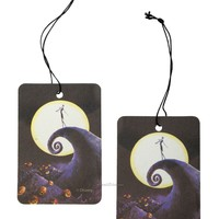 Licensed cool NEW The Nightmare Before Christmas 2 PACK VANILLA SCENT HOME CAR Air Freshener
