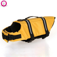 Oxford Breathable Mesh Pet Dog Life Jacket Summer Dog Swimwear Puppy Life Vest Safety Clothes For Dogs XXS-XXL