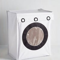 Dorm Decor Trompe l'Aundry Hamper by ModCloth