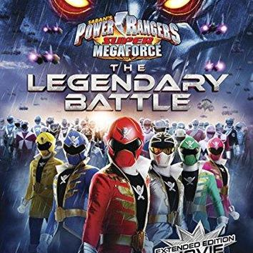 Andrew Gray & John Mark Loudermilk & James Barr & Akihiro Noguchi -Power Rangers Super Megaforce: The Legendary Battle Digital