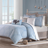 Seaside Zen Comforter Set