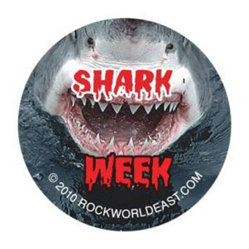 Sick Buttons - Shark Week