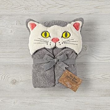 Little Golden Books Hooded Towel (Shy Little Kitten)
