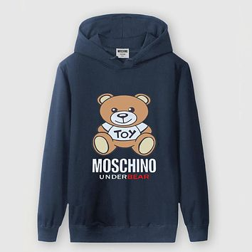 Boys & Men Monchino Fashion Casual Top Sweater Pullover Hoodie