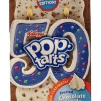 Kellogg's Pop-Tarts, 50th Birthday Edition (2 Boxes)