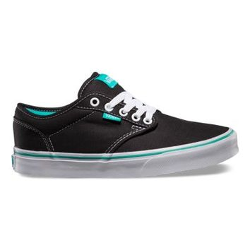 Vans Atwood (black/turquoise)