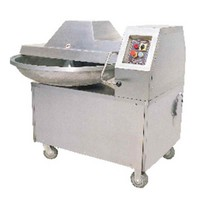 Bowl Cutter - 650 Liters, CE, Stainless Steel Body, QS650