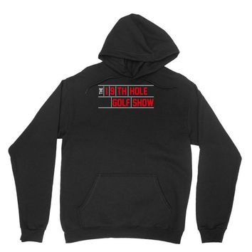 my best round is the 19th hole funny golf drinking Unisex Hoodie