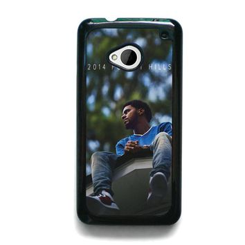 J. COLE FOREST HILLS HTC One M7 Case Cover