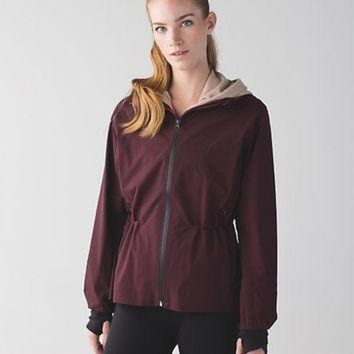 ESBON &go destination jacket | women's jackets | lululemon athletica