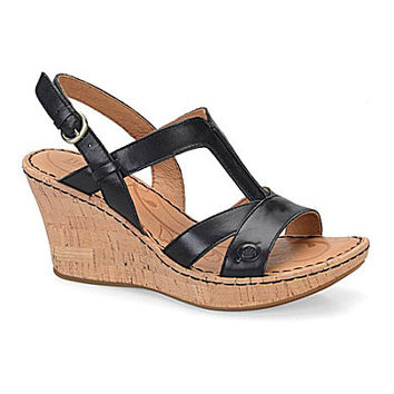 Born Vinata Sandals - Tan