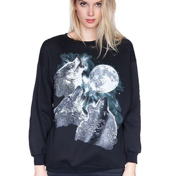 Killing Moon Sweatshirt