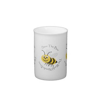 Save The Bee Design