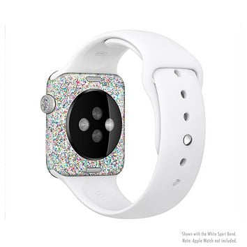 The Colorful Small Sprinkles Full-Body Skin Set for the Apple Watch