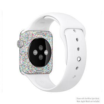 The Colorful Small Sprinkles Full-Body Skin Kit for the Apple Watch
