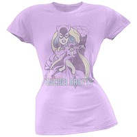 Catwoman - Bachelorette Juniors T-Shirt