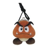 Goomba Super Mario Pouch Case Plush