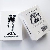 Nefertiti Psychic Cards