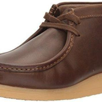 MDstyle Men's Stinson Hi Chukka Boot
