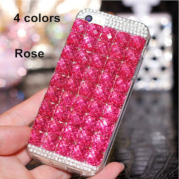 Fashion iphone 6 case bling iphone 6 case iphone 5/5s case iphone 5C case rhinestone iphone 6 case iphone 4/4s cases iphone 6 cover